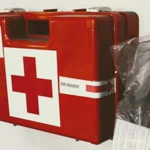 2. Zásady poskytování první pomoci