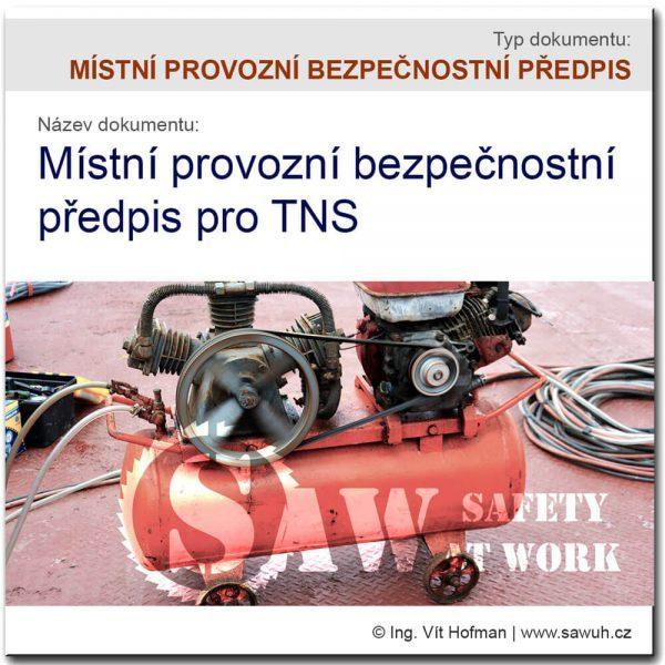 Bezpečnostní předpis pro tlakové nádoby stabilní [MPBP]
