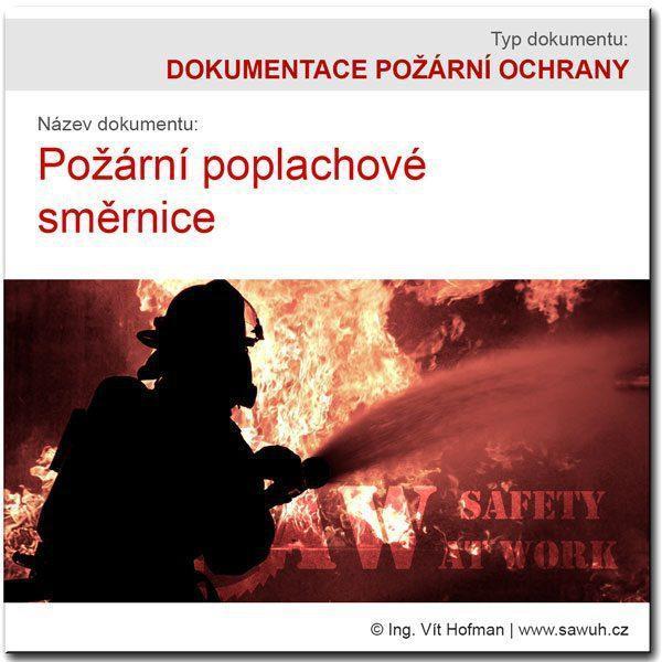 Požární poplachové směrnice