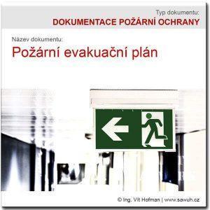 Požární evakuační plán