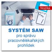 Systém pro správu pracovnělékařských prohlídek
